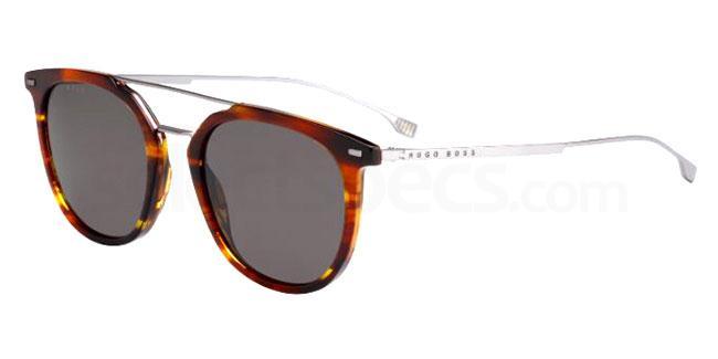 EX4 (IR) BOSS 1013/S Sunglasses, BOSS Hugo Boss
