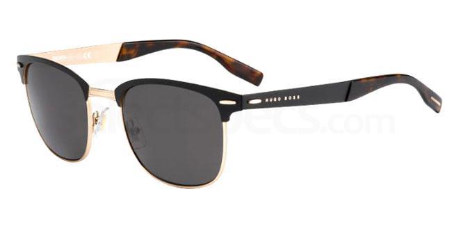 I46 (IR) BOSS 0595/N/S Sunglasses, BOSS Hugo Boss