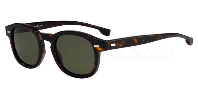 086 (QT) BOSS 0999/S Sunglasses, BOSS Hugo Boss