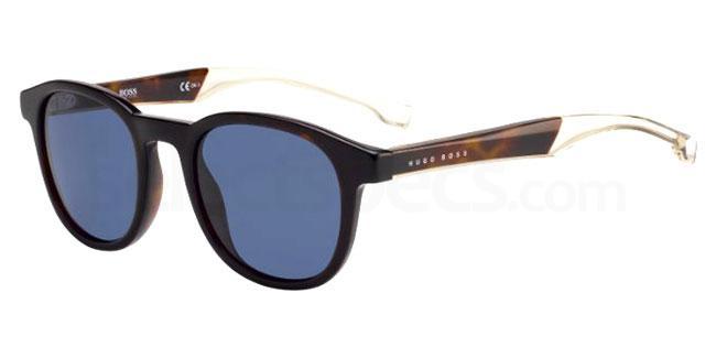 086 (KU) BOSS 1052/S Sunglasses, BOSS Hugo Boss