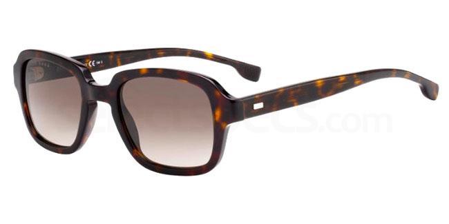 086 (HA) BOSS 1058/S Sunglasses, BOSS Hugo Boss