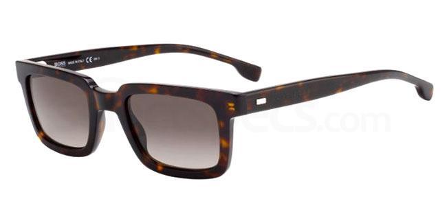 086 (HA) BOSS 1059/S Sunglasses, BOSS Hugo Boss
