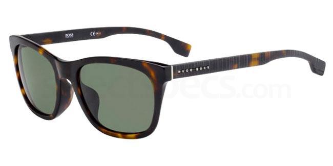 086 (QT) BOSS 1061/F/S Sunglasses, BOSS Hugo Boss