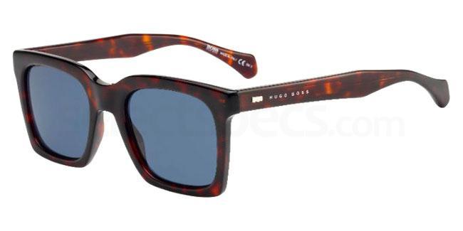 086 (KU) BOSS 1098/S Sunglasses, BOSS