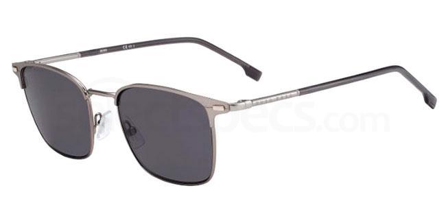 R81 (IR) BOSS 1122/S Sunglasses, BOSS