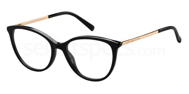 807 TH 1590 Glasses, Tommy Hilfiger