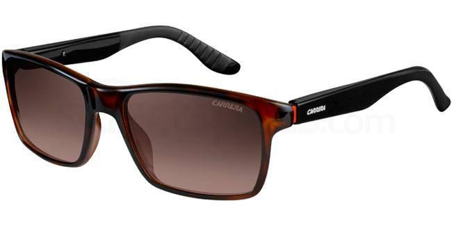 2XF  (LA) CARRERA 8002 (Polarised) Sunglasses, Carrera