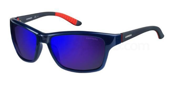 4H8  (5X) CARRERA 8013/S Sunglasses, Carrera