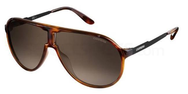 8F8  (HA) NEW CHAMPION/L Sunglasses, Carrera