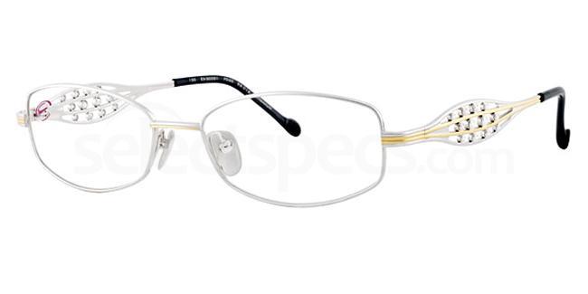 F020 EX 30001 Glasses, Stepper Exclusive