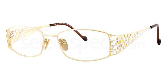 F012 EX 30002 Glasses, Stepper Exclusive