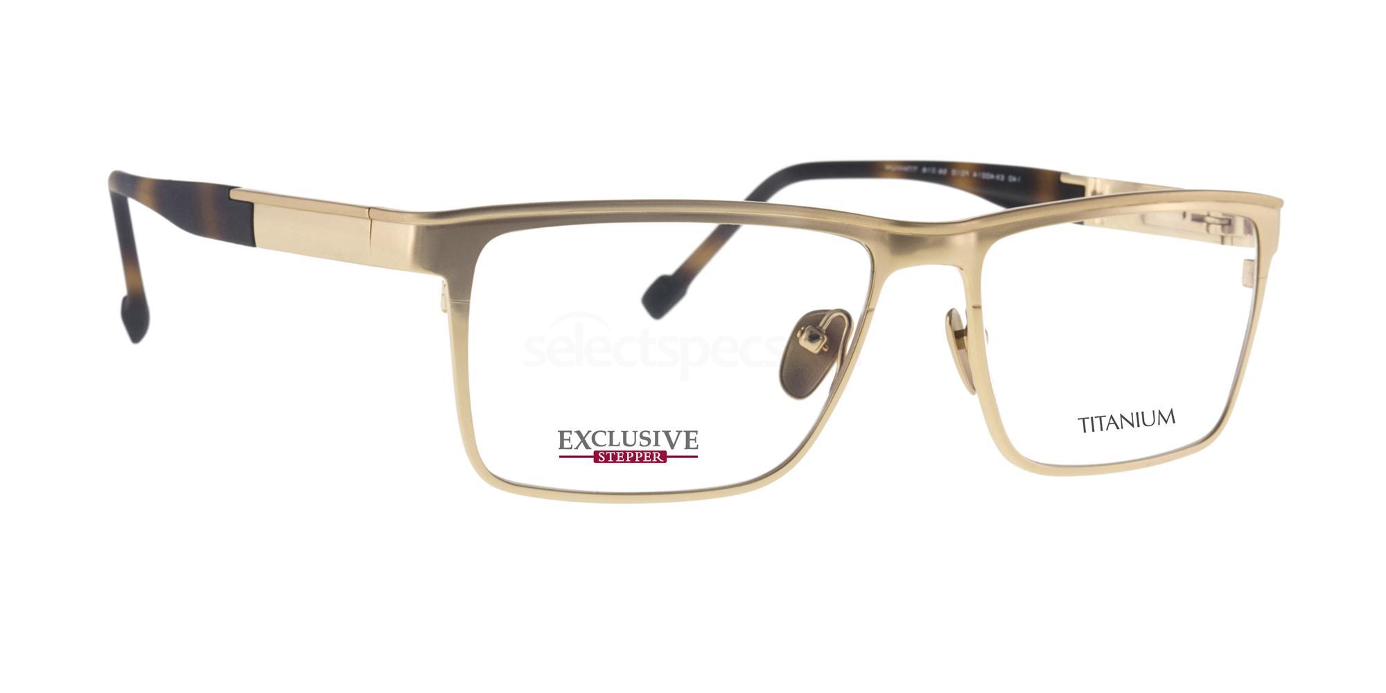 F010 EX 40014 Glasses, Stepper Exclusive