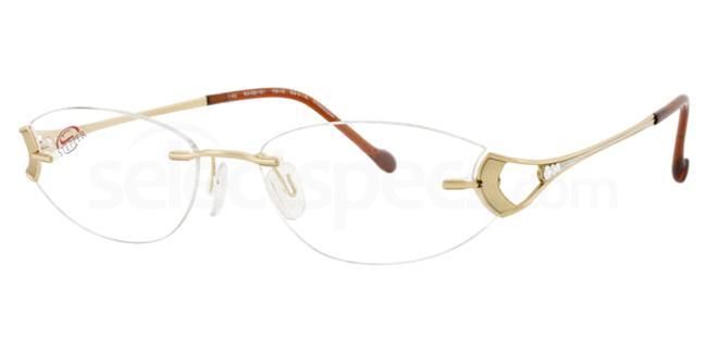 F010 EX 50101 Glasses, Stepper Exclusive