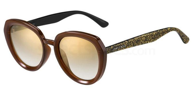 DXJ (JL) MACE/S Sunglasses, JIMMY CHOO