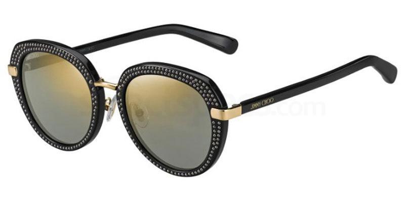 2M2 (K1) MORI/S Sunglasses, JIMMY CHOO