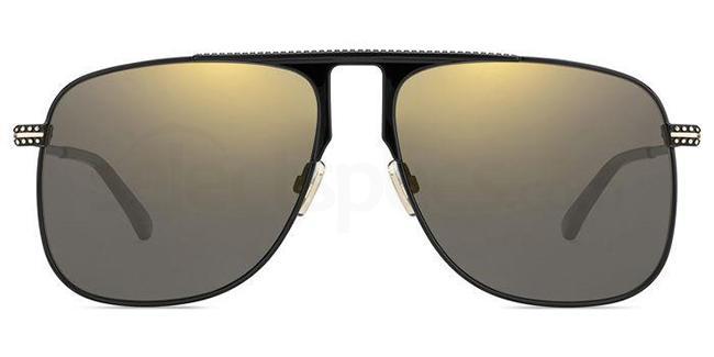 807 (K1) DAN/S Sunglasses, JIMMY CHOO