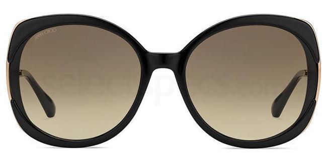 2M2 (HA) LILA/S Sunglasses, JIMMY CHOO