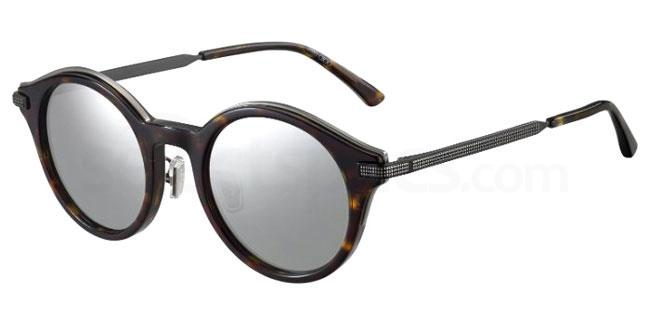 4HU (T4) NICK/S Sunglasses, JIMMY CHOO