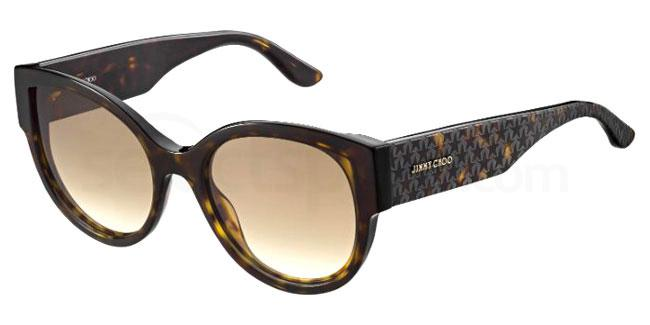 2020 luxury sunglasses gift guide for her jimmy choo eyewear