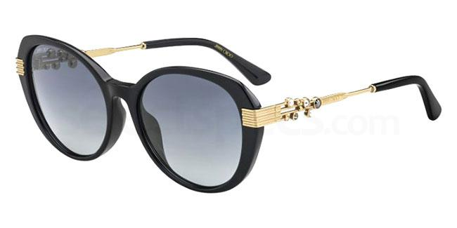 807 (9O) ORLY/F/S Sunglasses, JIMMY CHOO