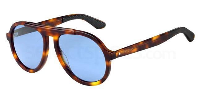 581 (KU) RON/S Sunglasses, JIMMY CHOO