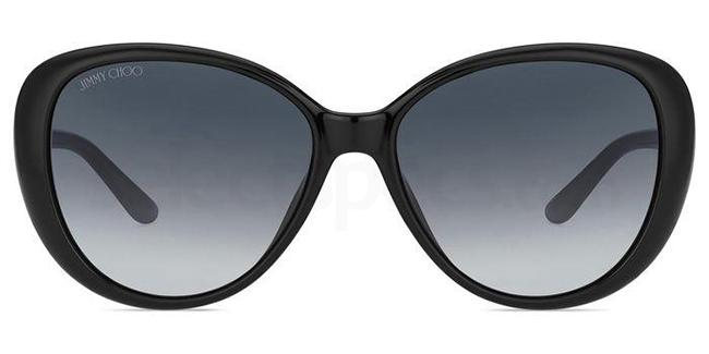 807 (9O) AMIRA/G/S Sunglasses, JIMMY CHOO
