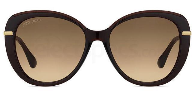 2PI (HA) PHEBE/F/S Sunglasses, JIMMY CHOO