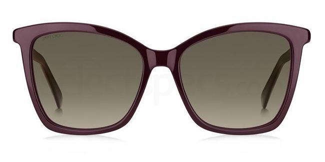 LHF (HA) ALI/S Sunglasses, JIMMY CHOO