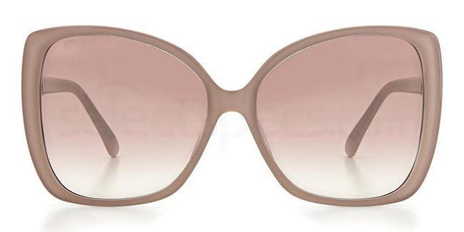 FWM (NQ) BECKY/F/S Sunglasses, JIMMY CHOO