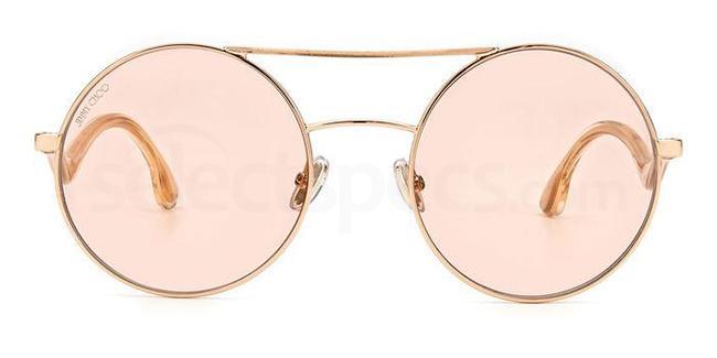 DDB (K1) MAELLE/S Sunglasses, JIMMY CHOO