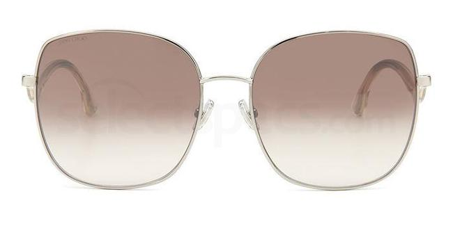 3YG (NQ) MAMIE/S Sunglasses, JIMMY CHOO