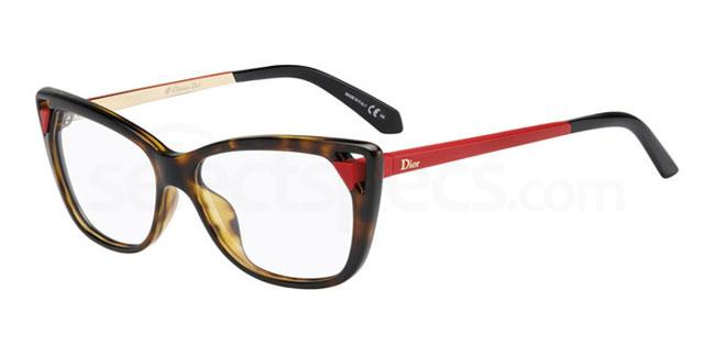 6LY CD3286 Glasses, Dior