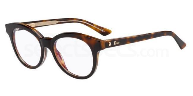 G7J MONTAIGNE5 Glasses, Dior