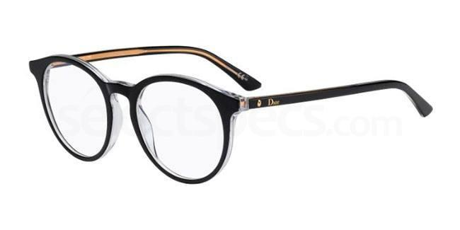 G99 MONTAIGNE15 Glasses, Dior
