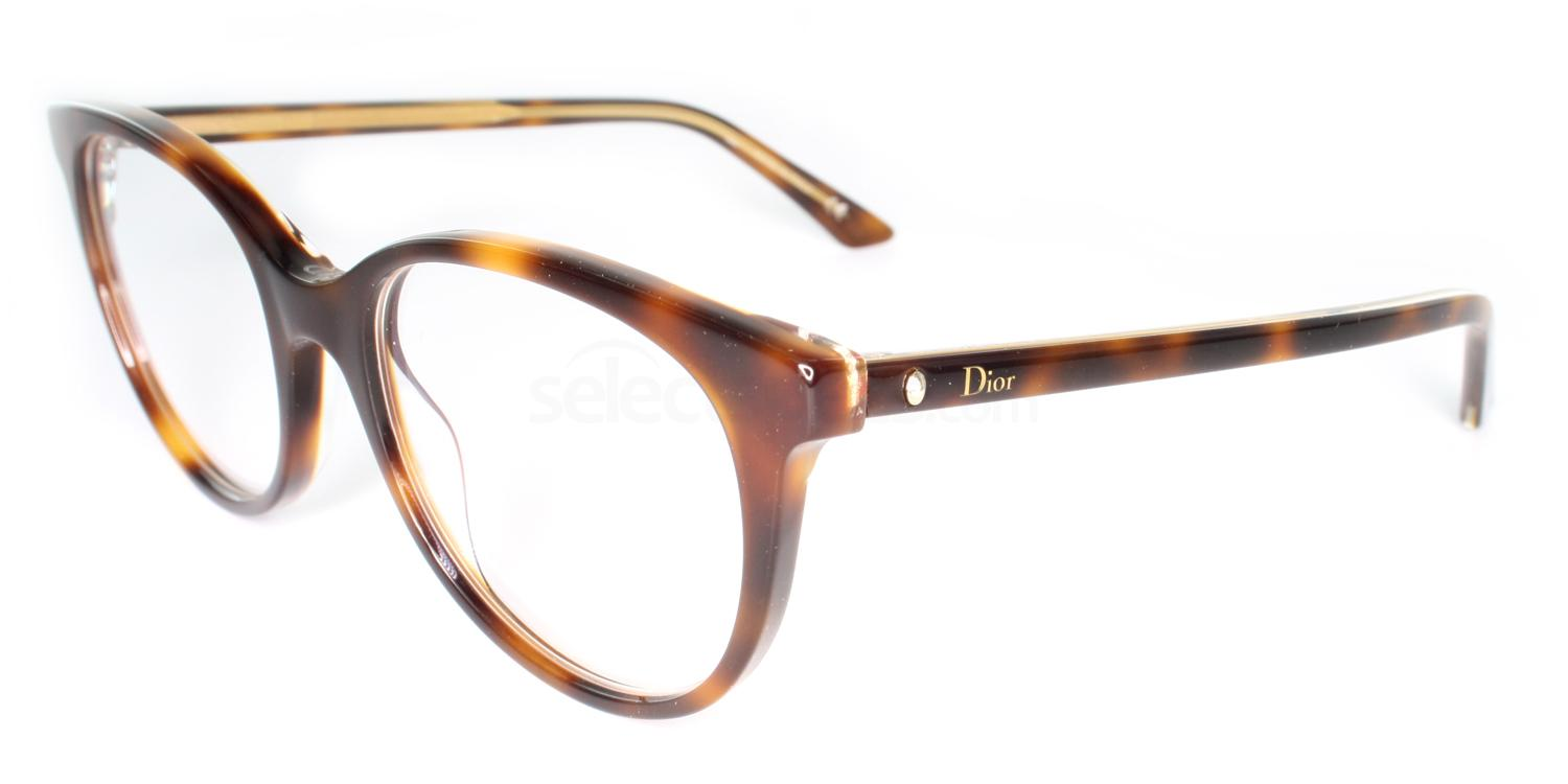 NA3 MONTAIGNE16 Glasses, Dior