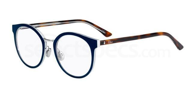 T3H MONTAIGNE24 Glasses, Dior