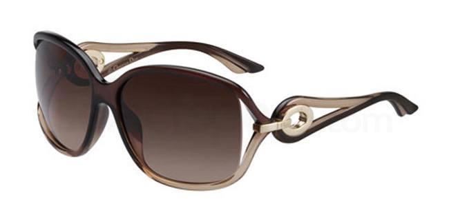 5Y7 (J6) DIORVOLUTE2 Sunglasses, Dior