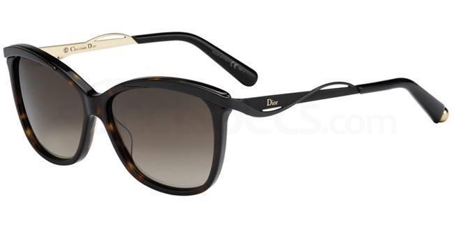 6NY (HA) DIORMETALEYES2 Sunglasses, Dior