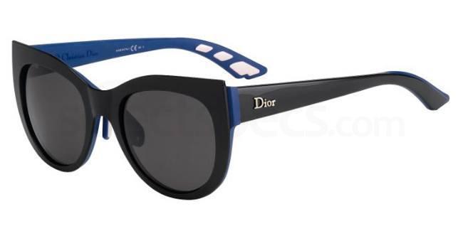 BQ9  (Y1) DIORDECALE1 Sunglasses, Dior