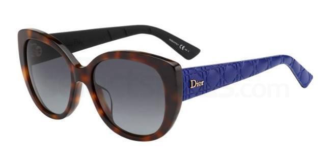 GRS  (HD) DIORLADY1R Sunglasses, Dior