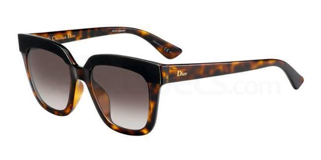 EDJ (HA) DIORSOFT2 Sunglasses, Dior