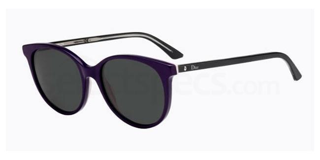 NHI (Y1) MONTAIGNE16S Sunglasses, Dior
