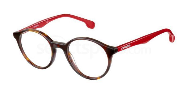 086 CARRERINO 66 Glasses, Carrera Junior