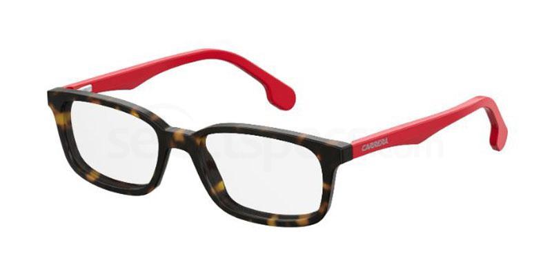 086 CARRERINO 68 Glasses, Carrera Junior