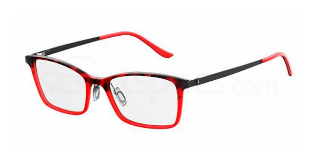 12K SA 6053 Glasses, Safilo