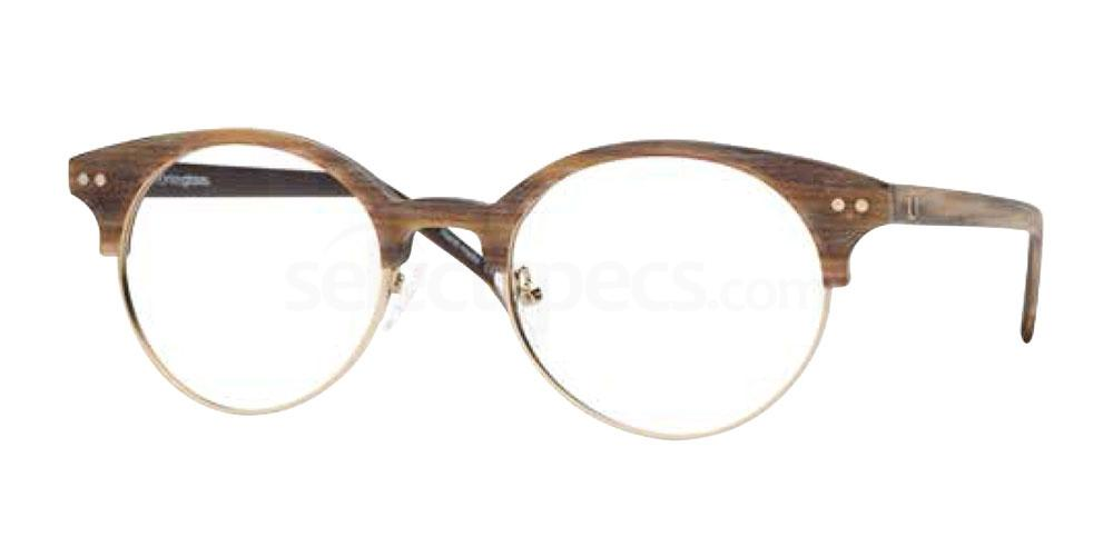 34 LAURITSEN - With Clip on Glasses, MonkeyGlasses