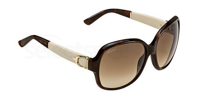 0XM (CC) GG 3638/S Sunglasses, Gucci
