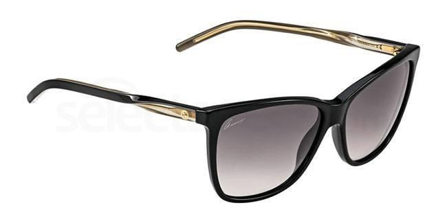 0WM (EU) GG 3640/S Sunglasses, Gucci