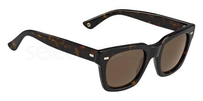 8dee07d9c55 Gucci Havana Sunglasses  The Perfect Balance of Trendy and Retro ...