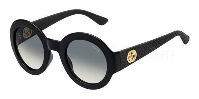 LWD (DX) GG 3788/S Sunglasses, Gucci